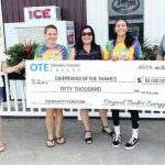 OTE Donates to Chippewas of the Thames