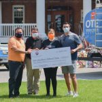OTE Donates to Save The Evidence Campaign
