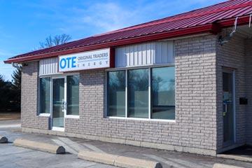 OTE main office